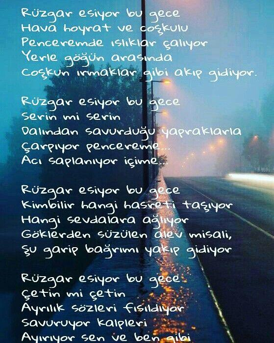 #şiir #rüzgar #zekiates