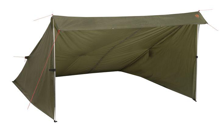 Dovrefjell Gapahuk - et spennende alternativ til telt.