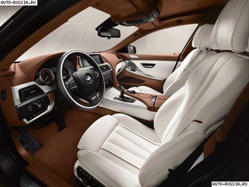 bmw 6 grand coupe отзывы владельцев