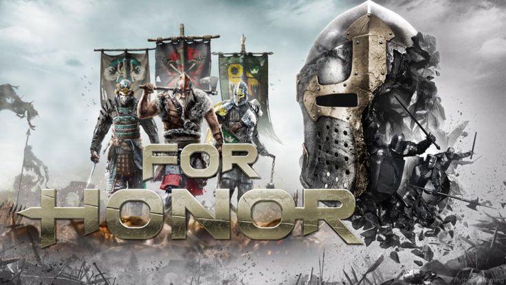 """★★★★★ For Honor Telecharger Gratuit Jeux PC - est un jeu vidéo en ligne """"hack and slash"""" ensemble pendant une période médiévale inspiré fantastique."""
