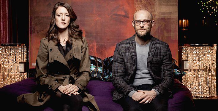 """""""Schoßgebete"""" - Die neurotische Elizabeth (Lavinia Wilson) und Georg (Jürgen Vogel) sind ein Paar, das seine Ehe unkonventionell lebt. Besonders Elizabeth setzt auf ungewöhnliche Experimente."""