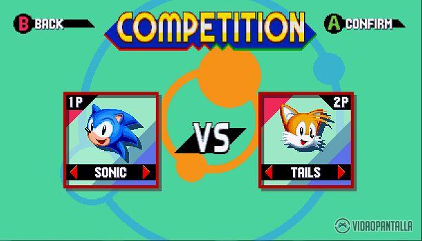 Sonic Mania  Sonic Mania se estrena el 15 de agosto en todas las plataformas  SEGA ha anunciado que Sonic Mania título que saldrá a la venta el próximo martes 15 de agosto en Nintendo Switch PlayStation 4 Xbox One y PC contara con un modo adicional de juego llamado Competition Mode modo que se añade a los nuevos que se anunciaron la semana pasada.  Sonic Tails y Knuckles son todos los personajes. Los ganadores están determinados por diversos factores: tiempo finalizado puntuación número de…