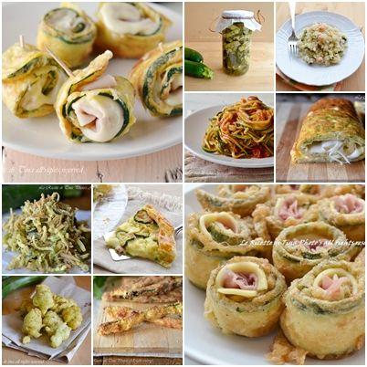 Ricette buffet dolci e salate