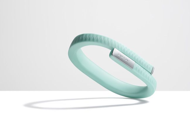 Jawbone  UP. Getting one of these babies.