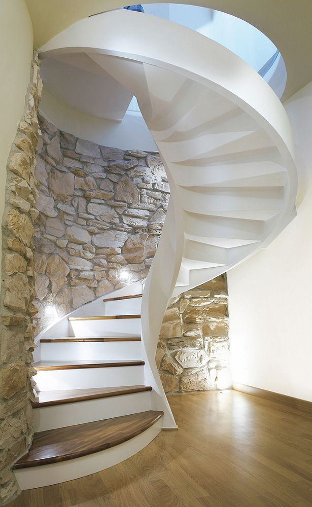 Rizzi spiral #staircase
