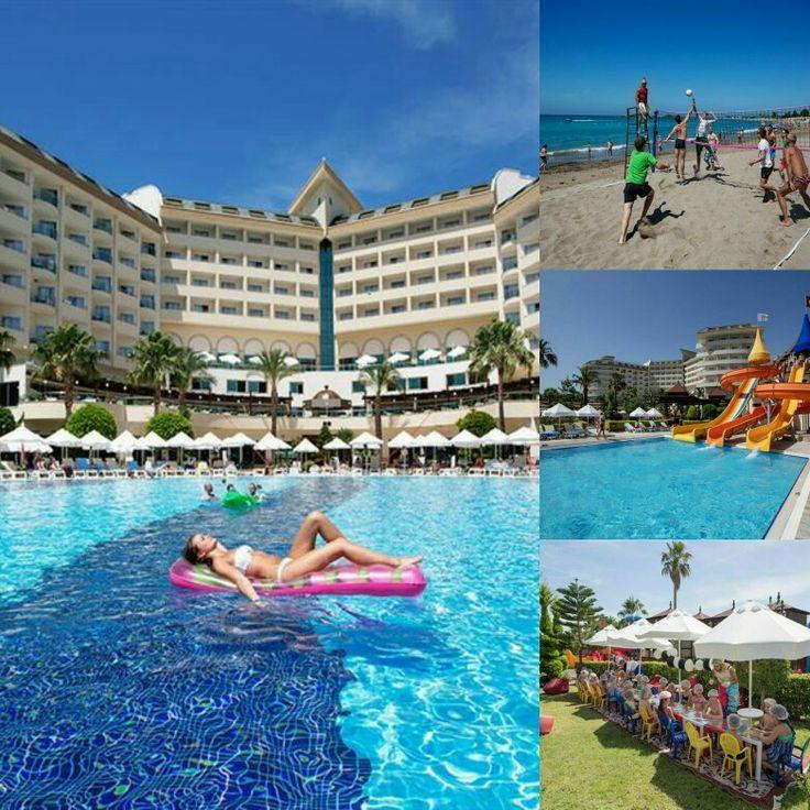 Alanya'dan Harika Bir Otel: ---  Saphir Resort & Spa  ---  Özel fiyatlar için: 08503333142  http://www.heryerdentatil.com/saphir-resort---spa-alanya.html
