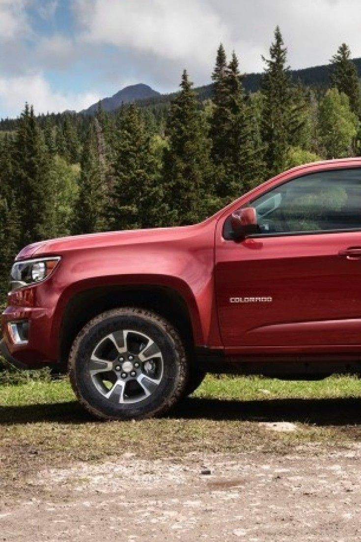 As se maneja el chevrolet colorado 2015