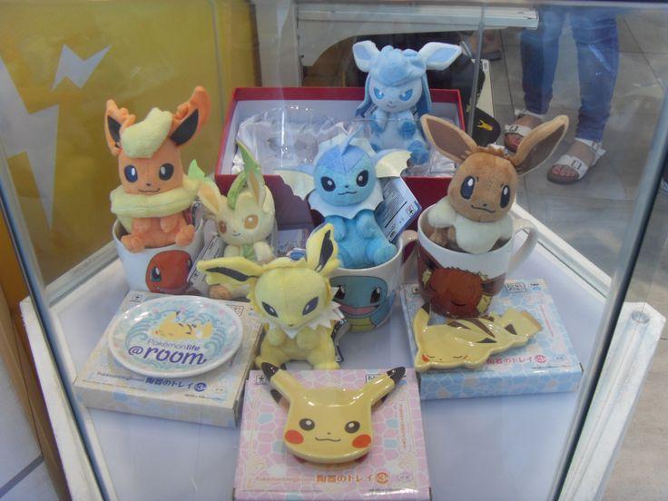 Lotte Department Store main branch Nintendo's Pokémon characters.