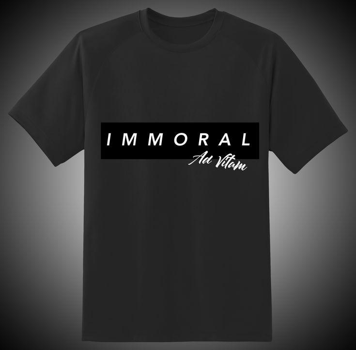 Immoral Ad Vitam