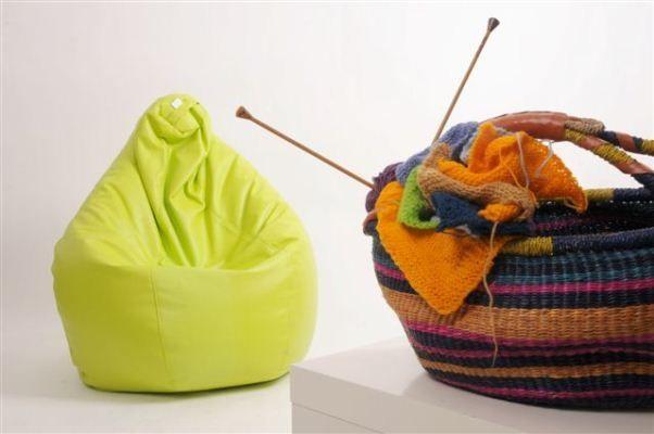 Fotoliu Puf Clasic | Fotoliu Puf | Bean bag | Mobila Office