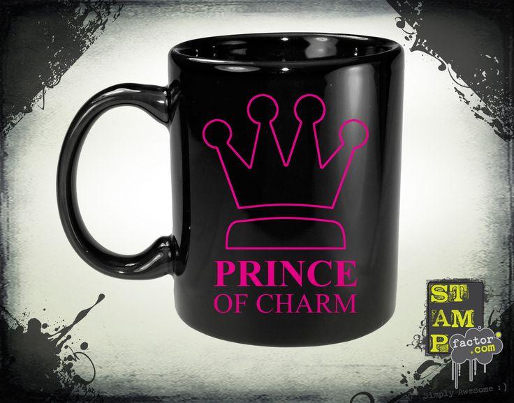I Am The Prince (Pure Magenta) 2014 Collection - © stampfactor.com *MUG PREVIEW*