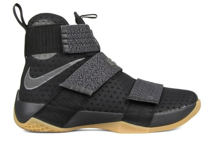 Nike LeBron Soldier 10 SFG Black Gum 844378-009