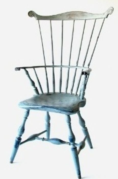 Handcrafted Windsor Chairs By Chris Harter