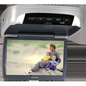 VOD108FR - 10.1 inch LED backlit monitor with built-in DVD player and wireless game controller
