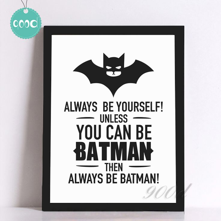 Batman Quote Art Poster  $12.3 and FREE shipping  Get it here --> https://www.herouni.com/product/batman-quote-art-poster/  #superhero #geek #geekculture #marvel #dccomics #superman #batman #spiderman #ironman #deadpool #memes