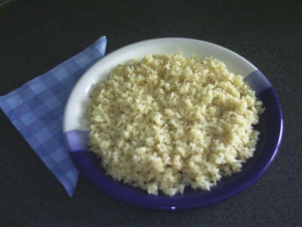 Rýže v troubě:))  Recept od mé babičky