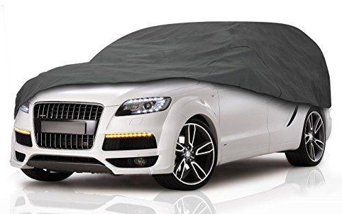 Bâche de protection de voiture pour l'hiver-protège du froid et de la saleté.: Super pratique pour bâche de protection de voiture, très…