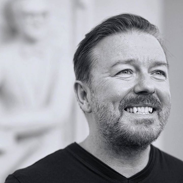 Ricky Gervais: Ricky Gervais: Honor is a gift a man gives himself. You can be as good as anyone that ever lived. If you can read you can learn everything that anyone ever learned. But you've got to want it. #RickyGervais #HumanNote