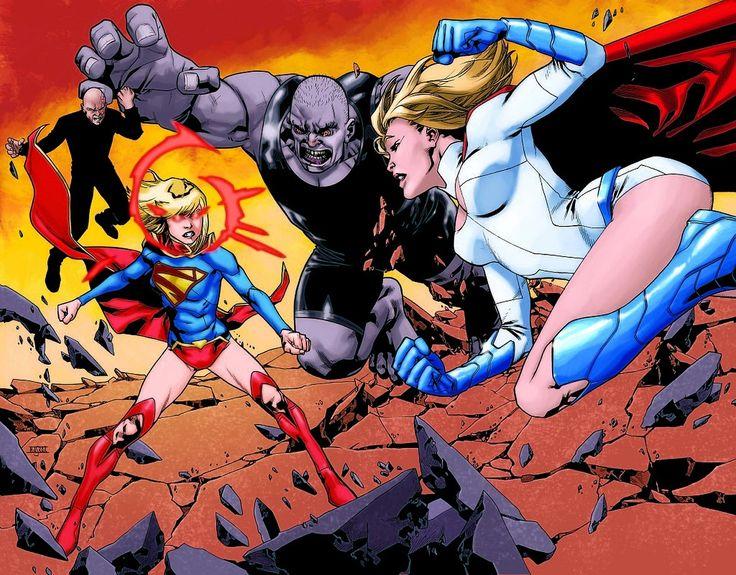 Cool supergirl picture, 416 kB - Daylen Backer