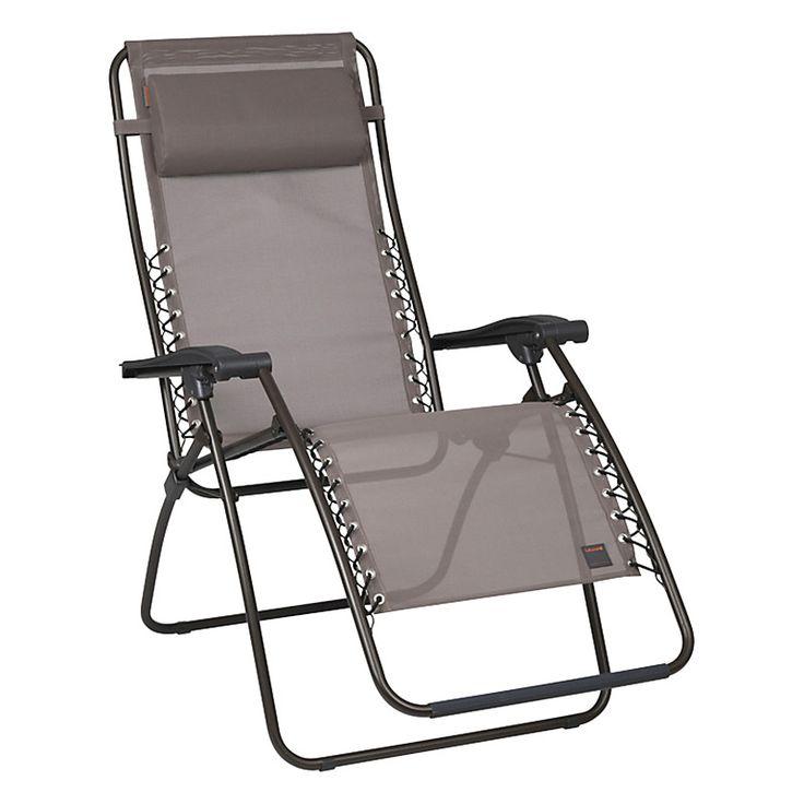Buy Lafuma RSXA Relaxer Chair | John Lewis  sc 1 st  Pinterest & 22 best Outdoor Recliners images on Pinterest | Recliners Folding ... islam-shia.org