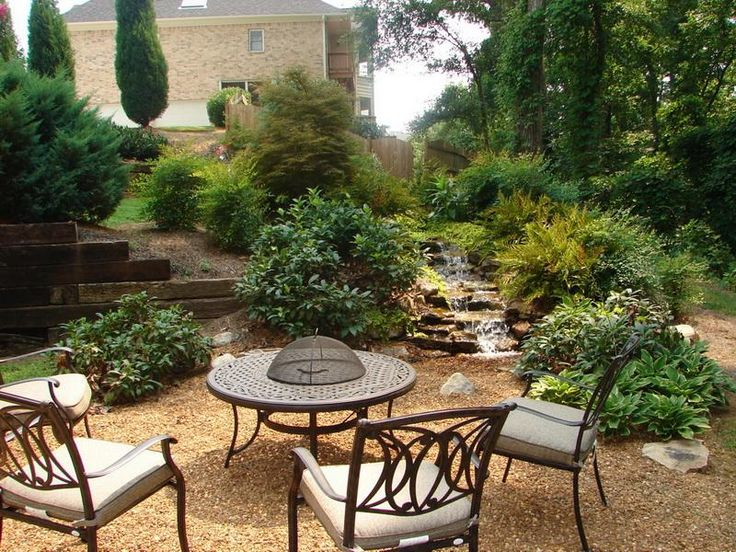 √ Small Crushed Gravel Patio The Garden Inspirations