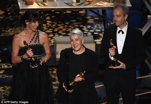 Oscars 2016: Mad Max: Fury Road Winners - Lesley Vanderwalt (make-up artist), and her team's award was one of the six accolades bestowed on the Australian film.