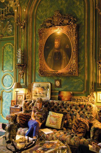 captivating jl deniot paris living room apartm | 1000+ images about my fav on Pinterest | Iris apfel, Elle ...
