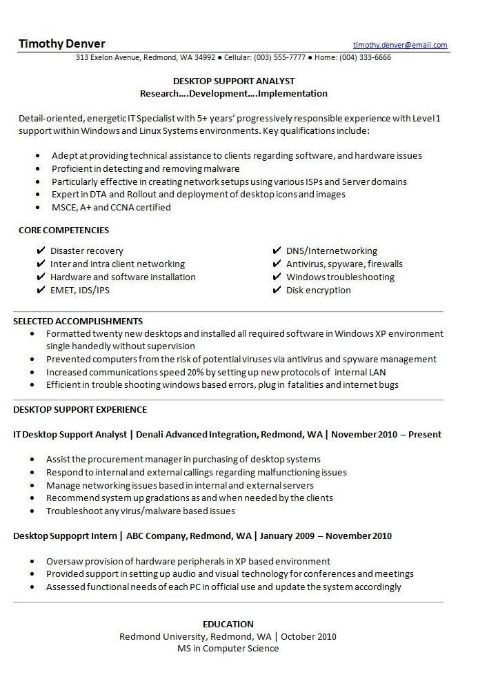 4210 best Resume Job images on Pinterest Job resume format, Free - it intern resume