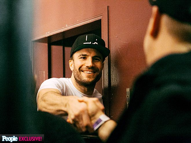 Sam Hunt Tour Photos: Los Angeles Concert : People.com