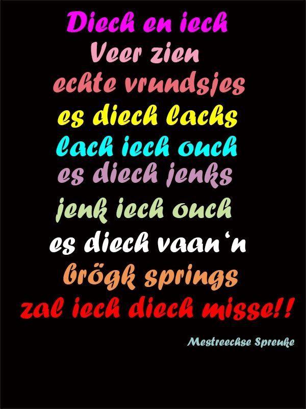 Dialect, Zuid-Limburg.