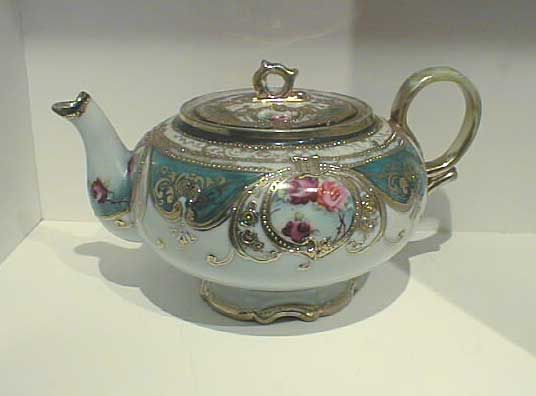 Antique china Nippon Teapot