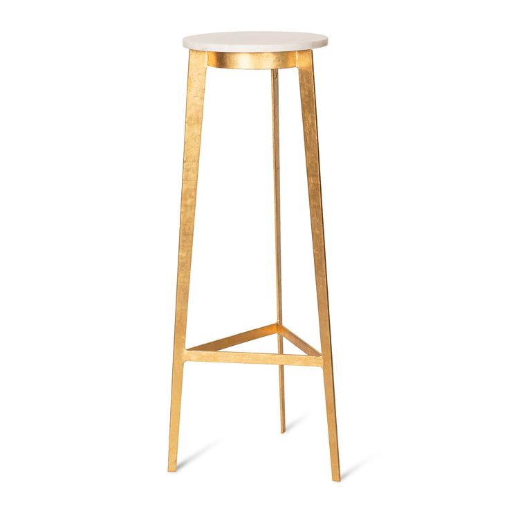 Buy the White Luxe High Side Table at Oliver Bonas. We deliver Homeware throughout the UK within 5-12 working days from £35.