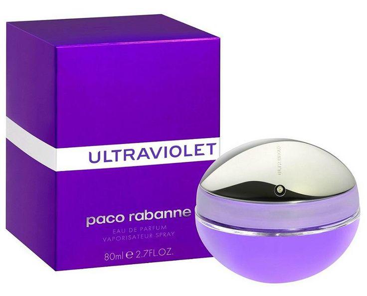 Paco Rabanne Ultraviolet dames parfum
