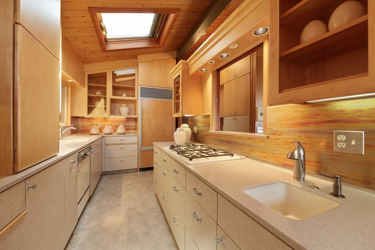 Lots of light, tons of storage, high-end appliances ....  what more do you need?