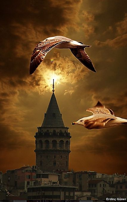 Torre de Gálata, Estanbul.