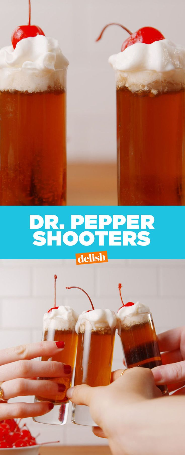 These Dr. Pepper Shooters Go Down A Little Too Easy