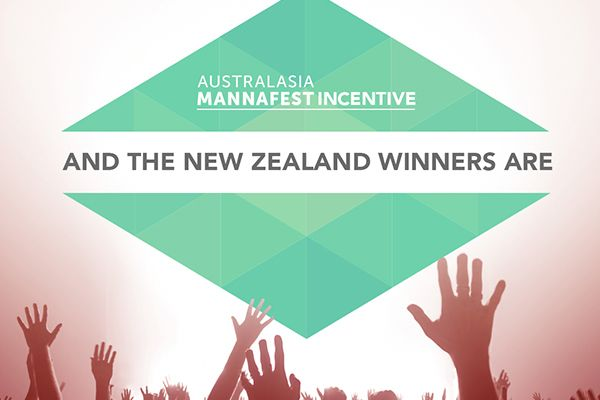 Our New Zealand Australasian MannaFest Incentive winners will be joining us Sydney for a weekend of recognition and celebration.