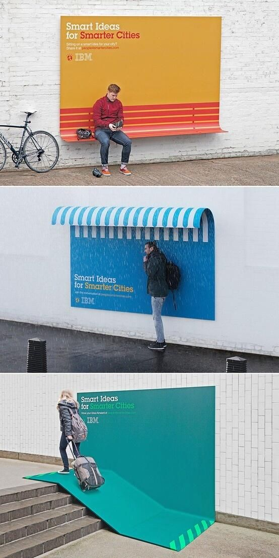 IBM: Smart Ideas for Smarter Cities.