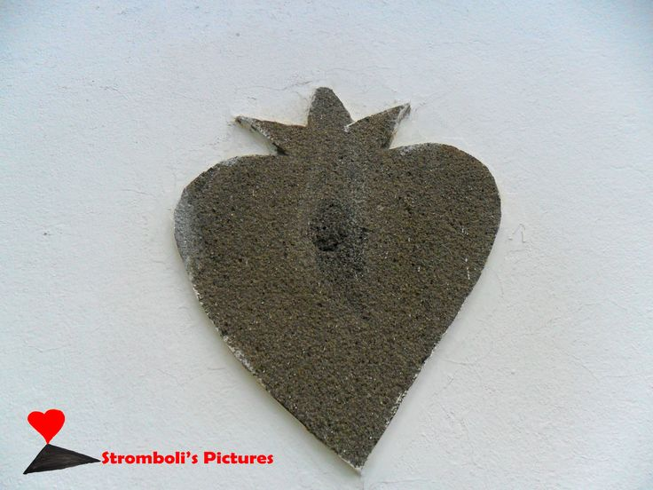 The artistic heart of #Stromboli.