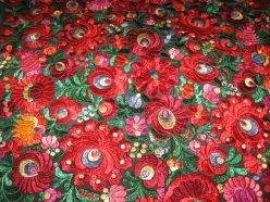 Matyo embroidery by Zsuzsy Bee