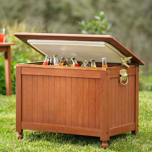 Wooden Ice Chest ~ Best ideas about wooden ice chest on pinterest