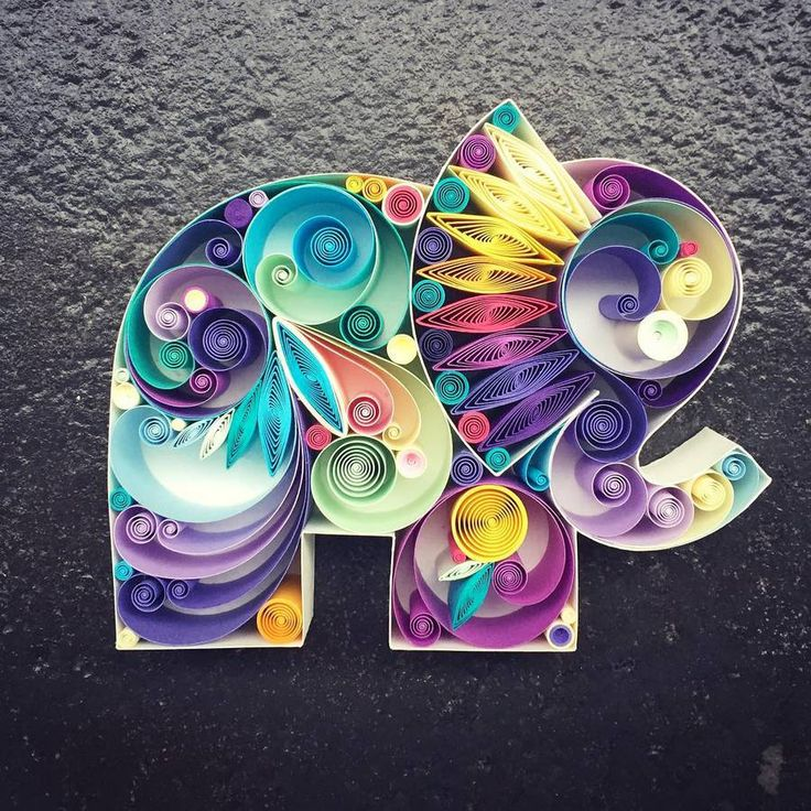 Colorful Paper Art by Sena Runa  Turkish artist Runa Sena reveals on its online storeEtsy his works ofpaper art. Since 2013 she develops her world a magical strand and particularly colorful. His creations are experiencing more and more success like with Instagram account.               #xemtvhay