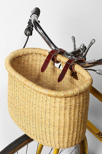 Bike Basket.