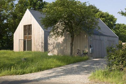 schuurhuis, Cor Kalfsbeek