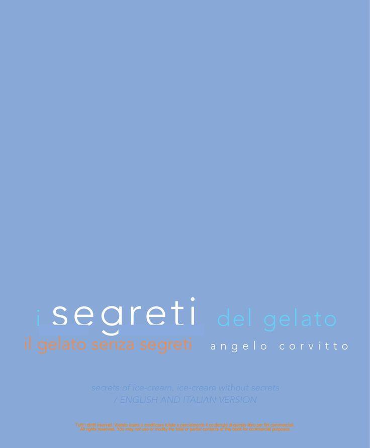 Segreti del gelato (IT/EN) by Alejandro Cabral Santana - issuu