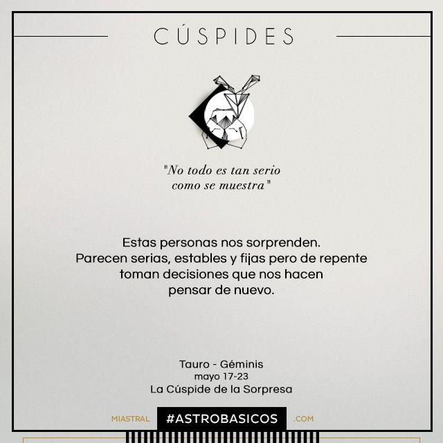 Astrobasics Cuspide Tauro -Geminis