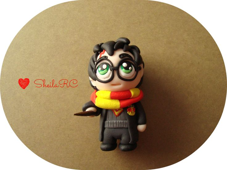 Chily Fimera: Harry Potter Chibi :)))