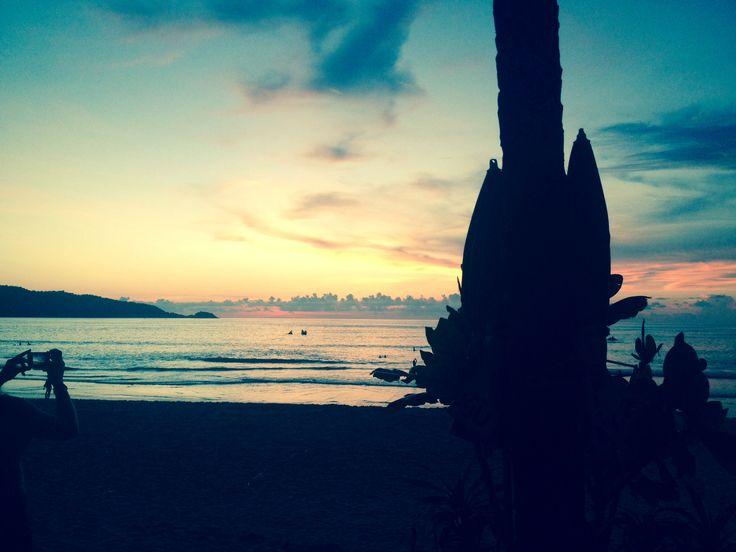 Patong beach 2014