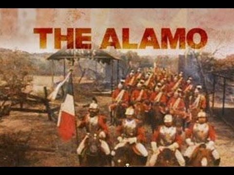 THE ALAMO: THE REAL STORY (WILD WEST HISTORY DOCUMENTARY) - YouTube