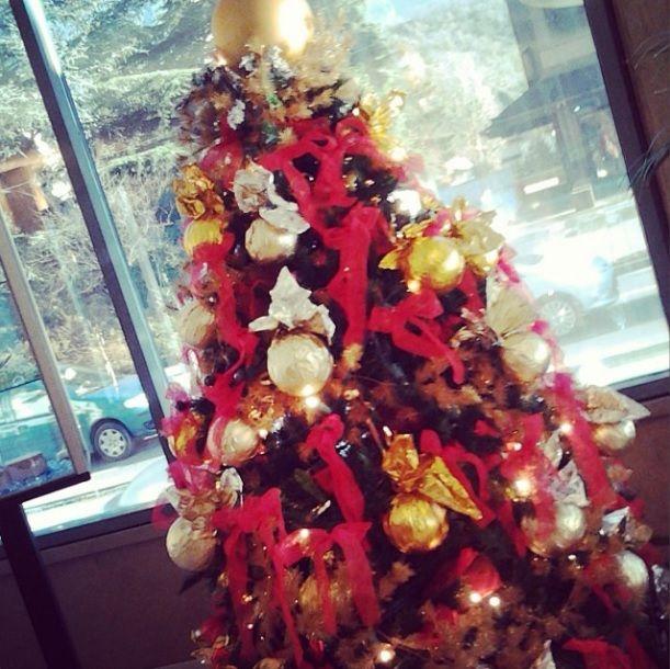 Il nostro #albero di #Natale!